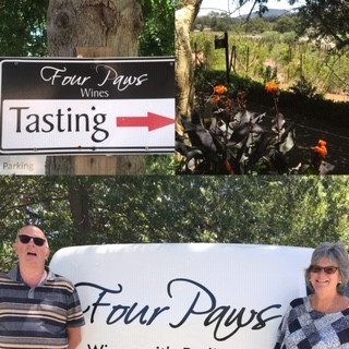 Four Paws Wine Franschhoek