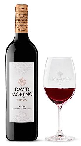 David Moreno - Tinto Crianza 2016