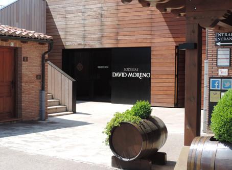 Lockdown news from Bodegas David Moreno