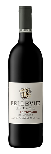 Bellevue Wine Estate – Pinotage 2016