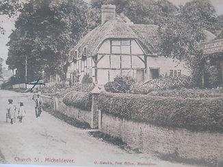 Gardeners & Honeysuckle Cottages