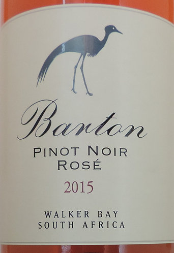 Barton Estate – Pinot Noir Rosé