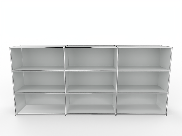 System 2020 Sideboard BHT 240/225 x 40/35 x 105 cm