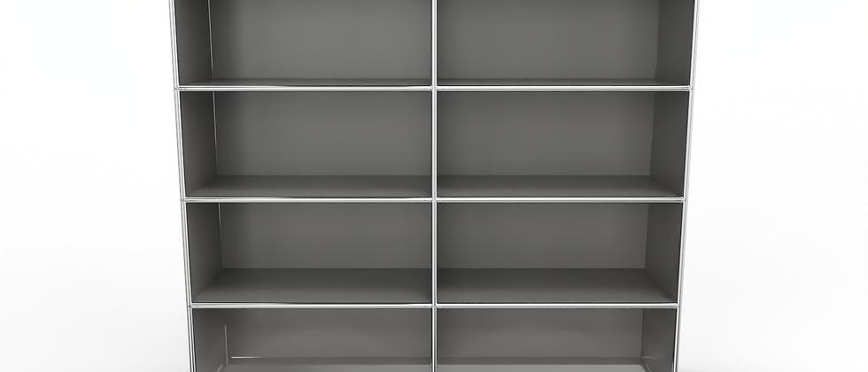 System 2020 Sideboard BHT 160/150 x 40/35 x 140 cm
