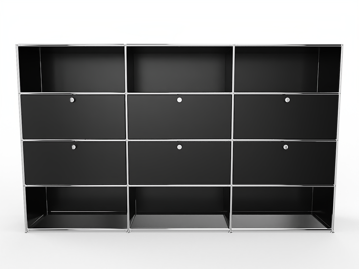 System 2020 Sideboard BHT 240/225 x 40/35 x 140 cm