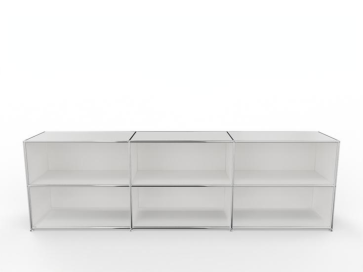 System 2020 Sideboard BHT 240/225 x 40/35 x 70 cm