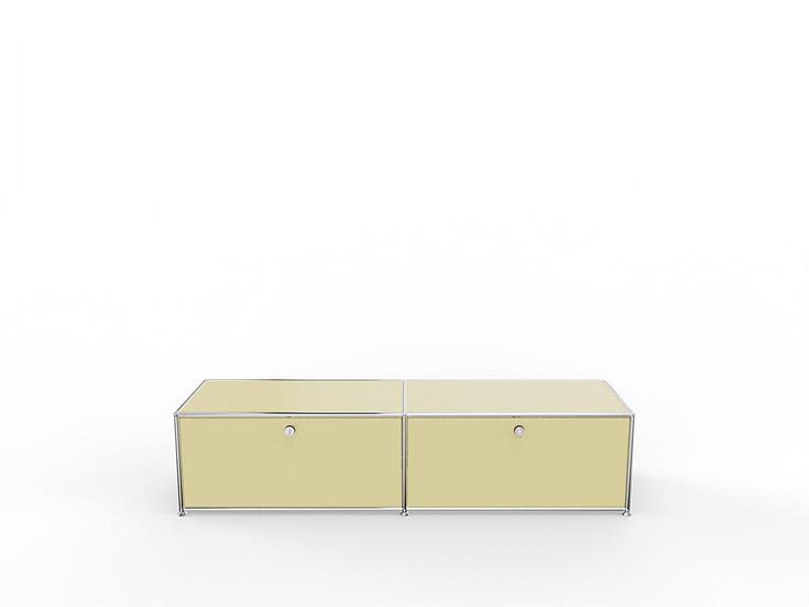System 2020 Sideboard BHT 160/150 x 40/35 x 35 cm