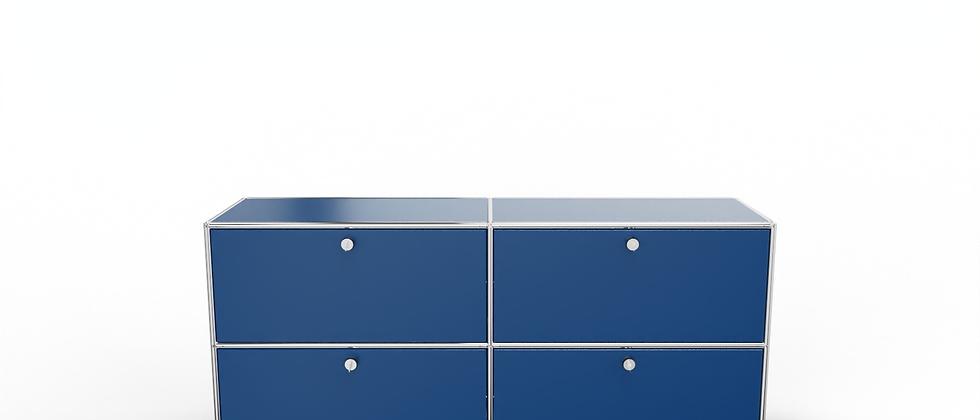 System 2020 Sideboard BHT 160/150 x 40/35 x 700 cm