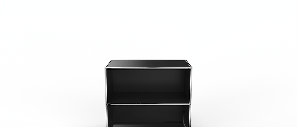 System 2020 Sideboard BHT 80/75 x 40/35 x 70 cm