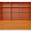 Thumbnail: System 2020 Sideboard BHT 240/225 x 40/35 x 210 cm