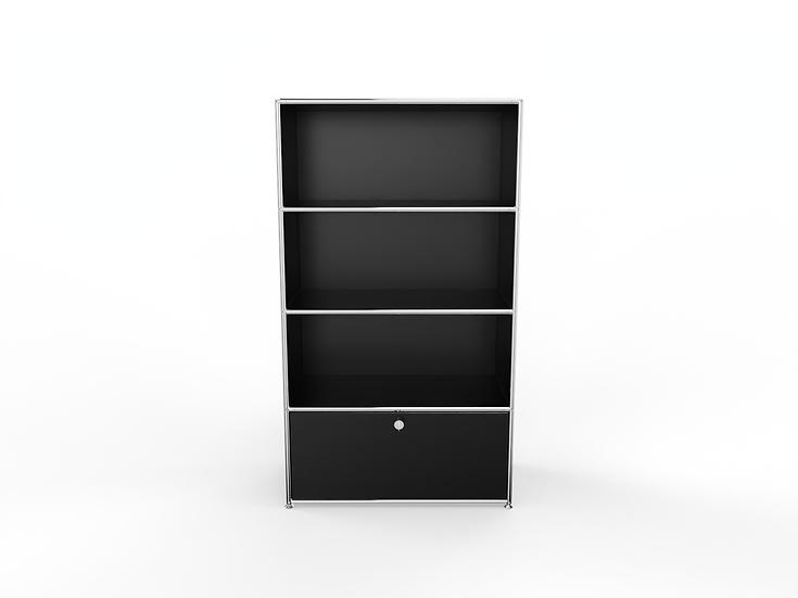 System 2020 Sideboard BHT 80/75 x 40/35 x 140 cm