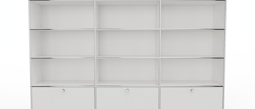 System 2020 Sideboard BHT 240/225 x 40/35 x 210 cm
