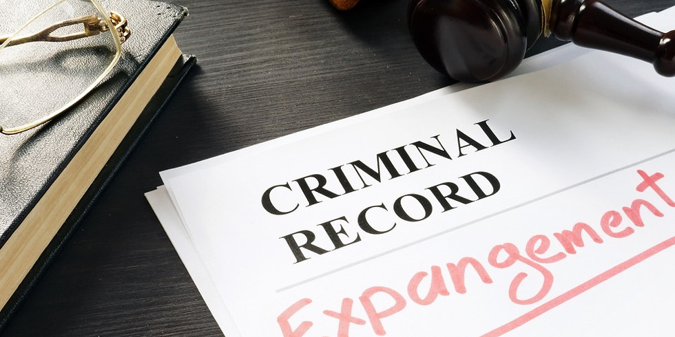 Criminal Record Expungement: From No to Yes