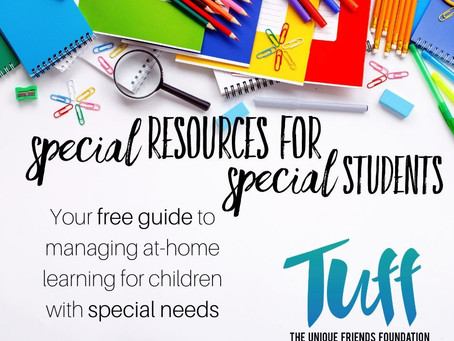 Special Resources for Special Students