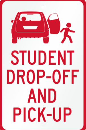 The Car Drop-off Routine
