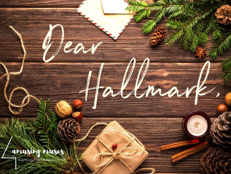Dear Hallmark,