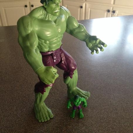 The Mommy Hulk
