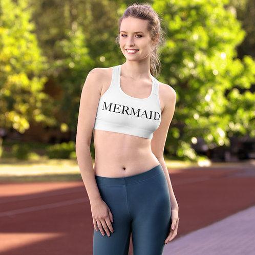 Mermaid Identity Sports bra