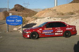 Hoover Dam - A quick drive through tour