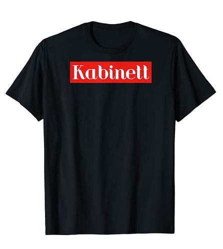 KABINETT T-SHIRT
