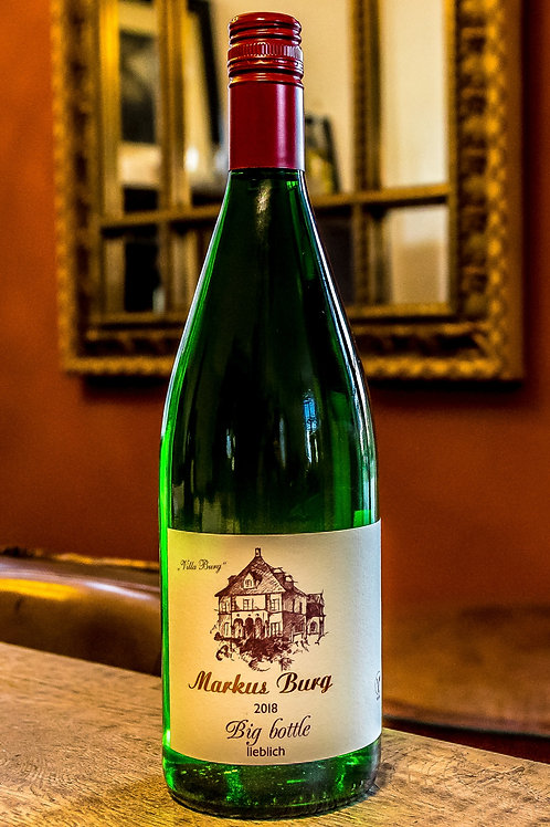 2018 BIG BOTTLE, Riesling lieblich