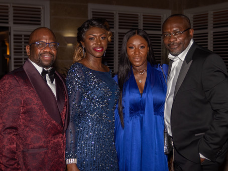 Glamorous Yetunde at Fifty: Cocktail & Gala