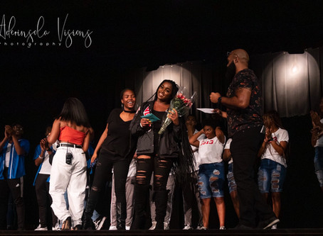 2019 Black Action Society Stroll Competition