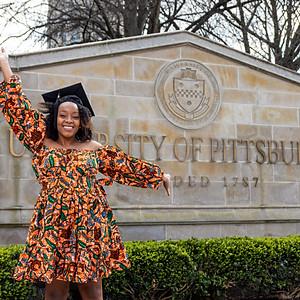 Natalie 2020 Graduation