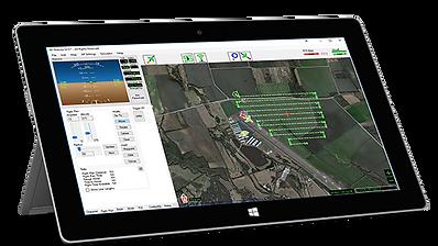 Robota GCS for UAVs and Drones