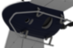 Robota Eclipse UAV Landing Skid