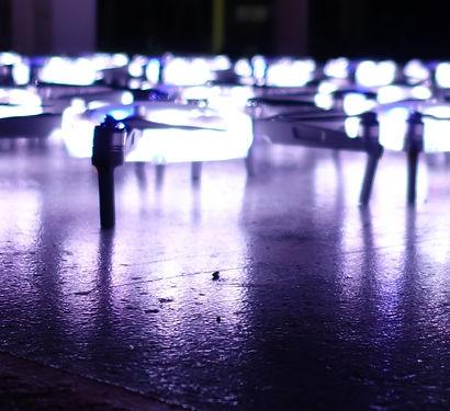 Robota RoboGlow Light Show Drone