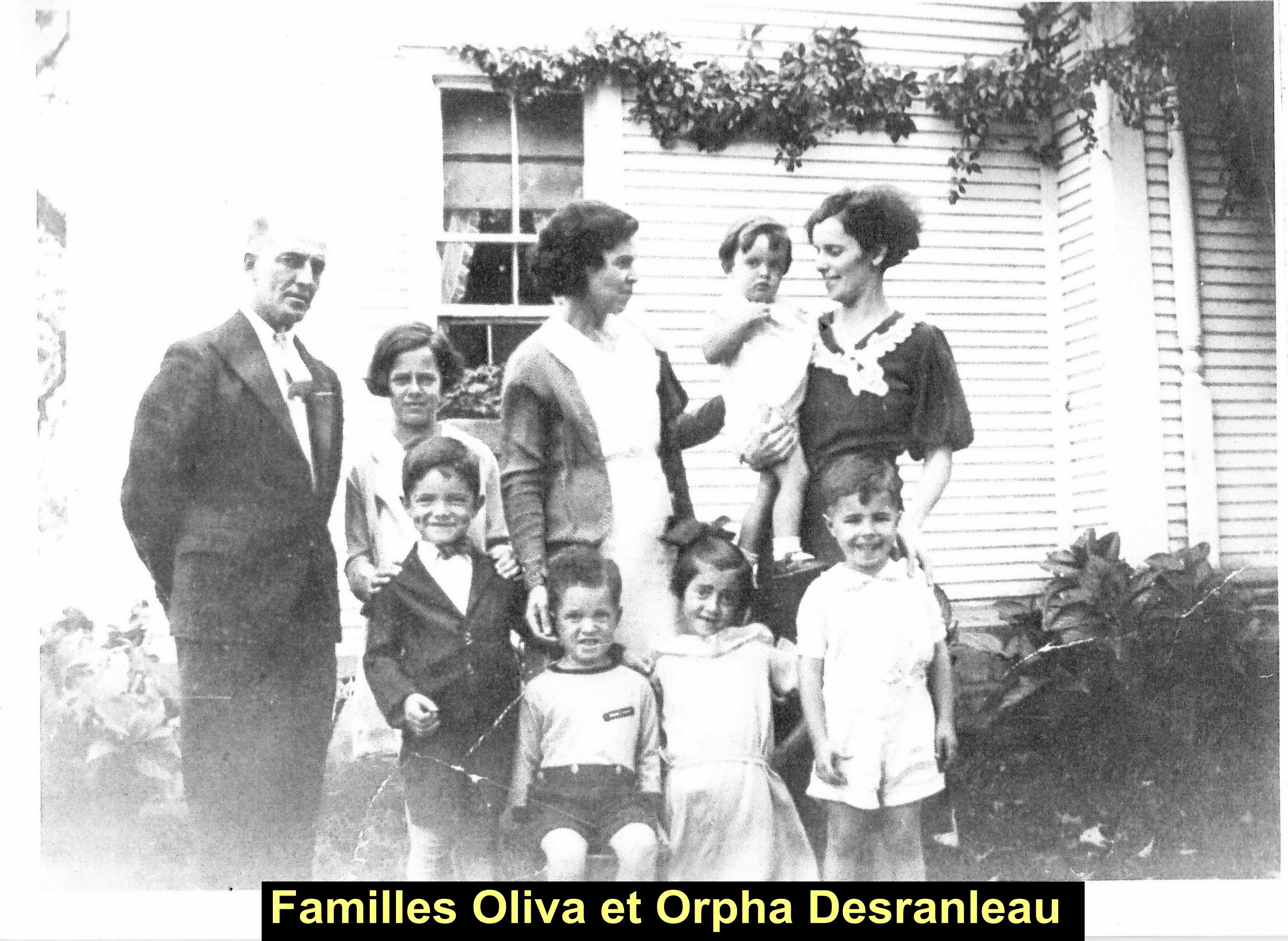 Famille Oliva Desranleau