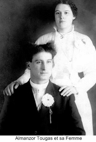 Tougas Almanzor et sa Femme