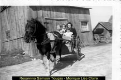 Rosannna Samson Tougas, Monique Lise Claire