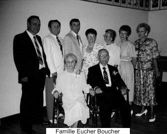 Famille Eucher Boucher