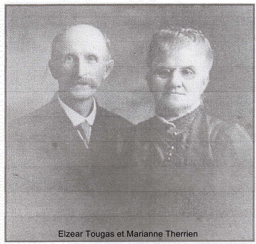 Elzear Tougas et Marianne Therrien - Copy