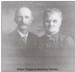 Elzear Tougas et Marianne Therrien - Copy