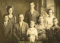 Famille Tougas Ovila-Julien
