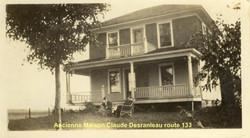Ancienne Maison Claude Desranleau route 133