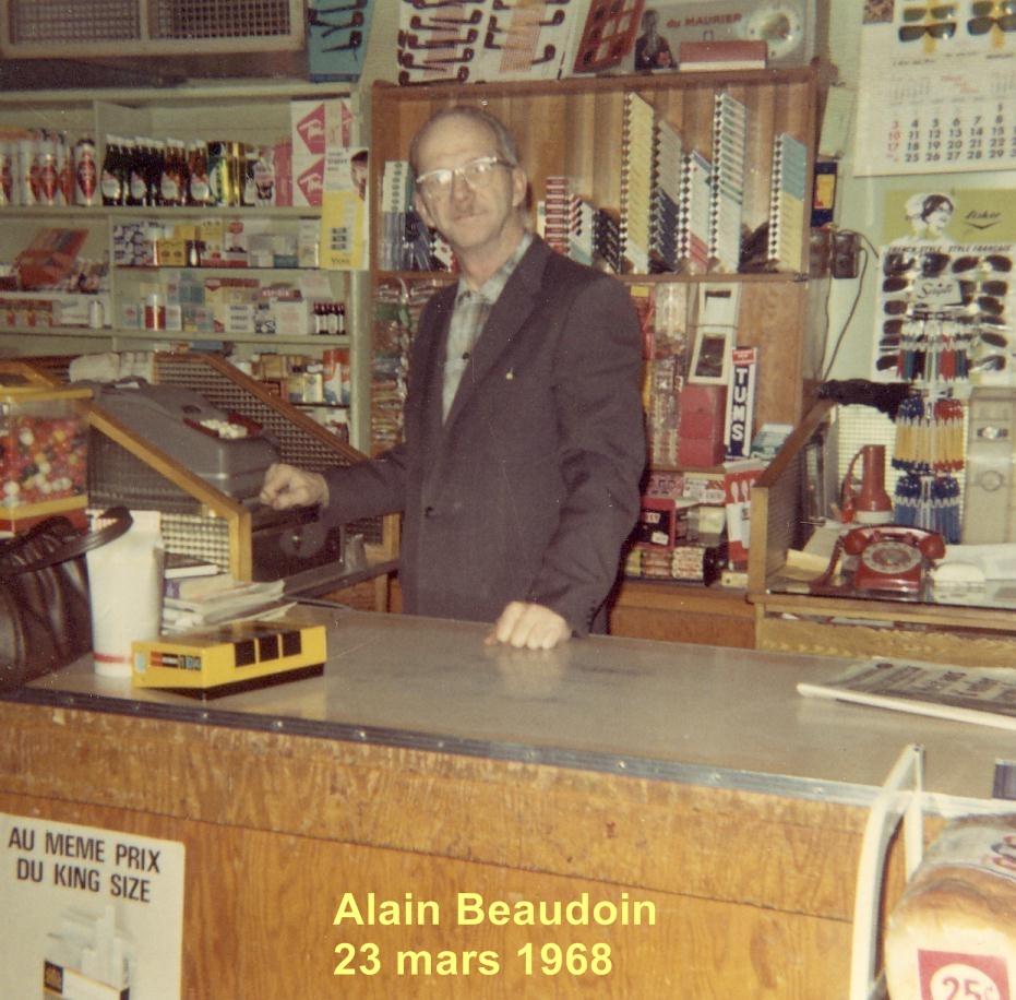 Alain Beaudoin-23 mars 1968
