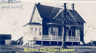 Maison Gasser Christian