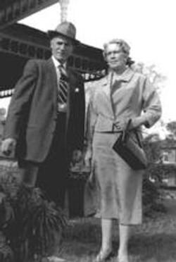 Edoin Charles Emile  et Corinne