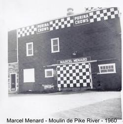 Menard Marcel Moulin Pike River 1960