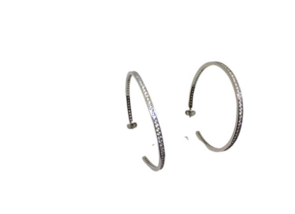 עגילי חישוק עגילין מעוצבים עגילי חישוק עם זרקונים לרכישה אונליין