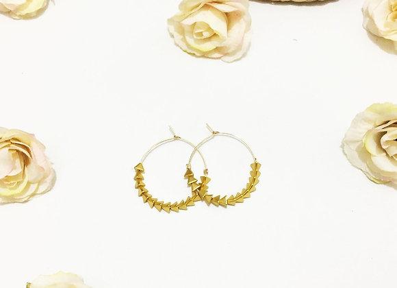 עגילים מעוצבים עגילי זהב  עגילים גדולים עגילי חישוק לרכישה אונליין