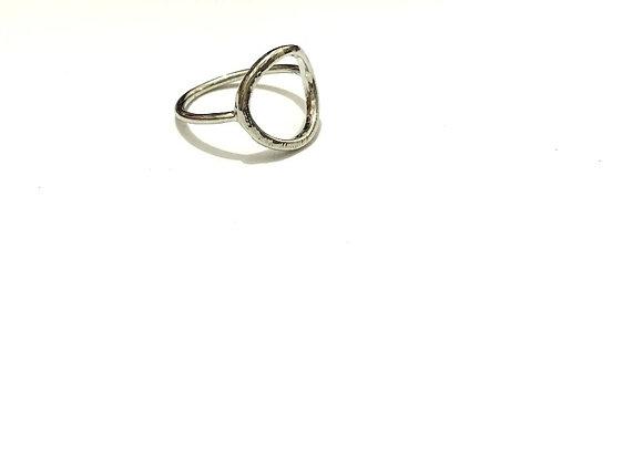 טבעת עגולה טבעות מעוצבות טבעת כסף עגולה טבעת ליומיום לרכישה אונליין