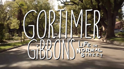 Gortimer Gibbons Life On Normal Street Behind The Scenes