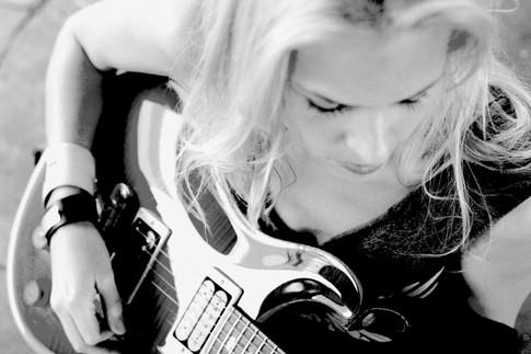 Musician Amanda Mosher