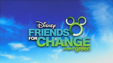 """Friends For Change """"Lights, Camera, Take Action"""""""