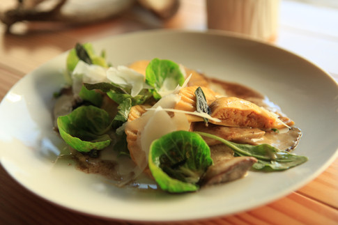 Deer + Almonds - Canadian Cuisine